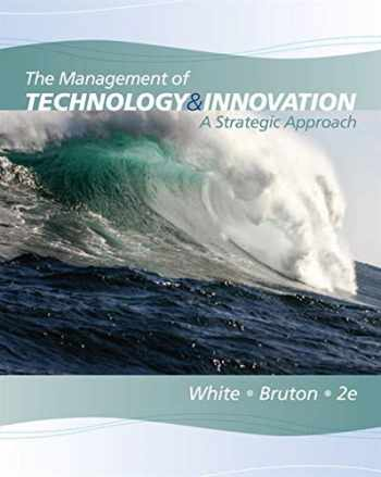 9780538478229-0538478225-The Management of Technology and Innovation: A Strategic Approach