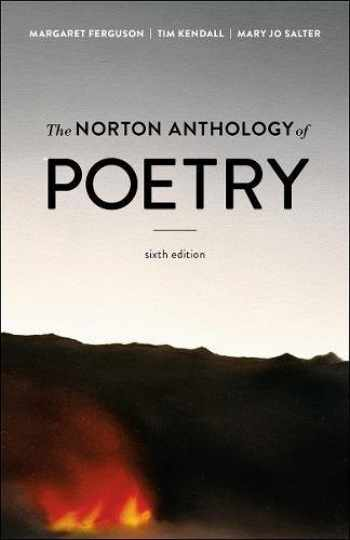 9780393679021-0393679020-The Norton Anthology of Poetry (Sixth Edition)