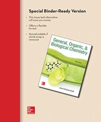 9781259298431-1259298434-Loose Leaf for General Organic & Biological Chemistry