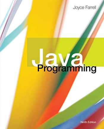 9781337397070-1337397075-Java Programming