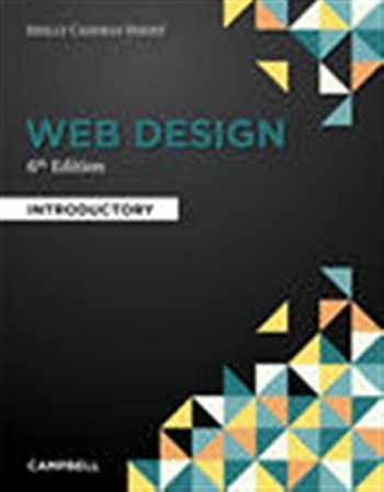 9781337277938-1337277932-Web Design: Introductory (Shelly Cashman)