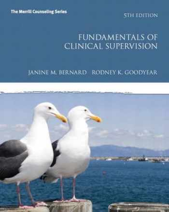 9780132835626-0132835622-Fundamentals of Clinical Supervision (5th Edition) (Merrill Counseling (Hardcover))