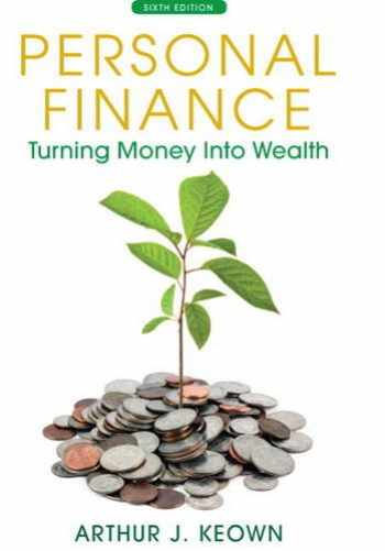 9780132719162-0132719169-Personal Finance: Turning Money into Wealth (6th Edition) (The Prentice Hall Series in Finance)