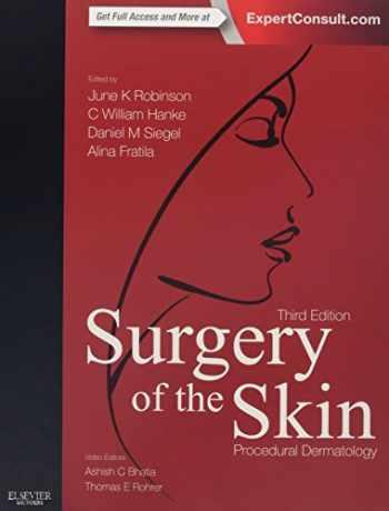 9780323260275-0323260276-Surgery of the Skin: Procedural Dermatology