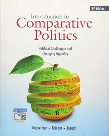 9781337560443-1337560448-Introduction to Comparative Politics: Political Challenges and Changing Agendas
