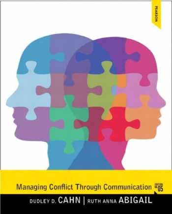 9780205862139-0205862136-Managing Conflict through Communication (5th Edition)