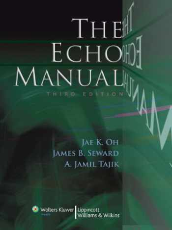 9780781748537-0781748534-The Echo Manual