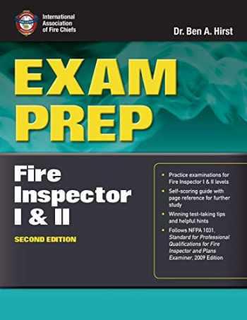 9781449609641-1449609643-Exam Prep: Fire Inspector I  &  II
