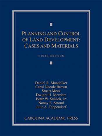 9781632815569-1632815567-Planning and Control of Land Development