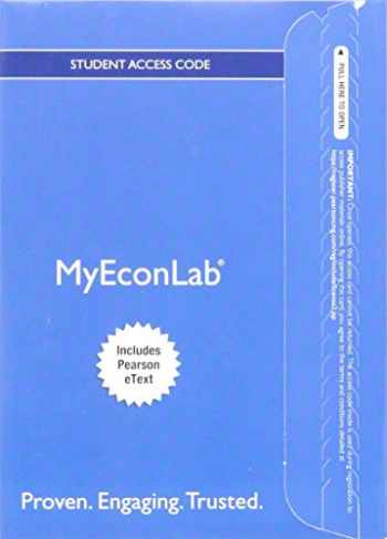 9780134081168-0134081161-MyEconLab with Pearson eText -- Access Card -- for Principles of Microeconomics