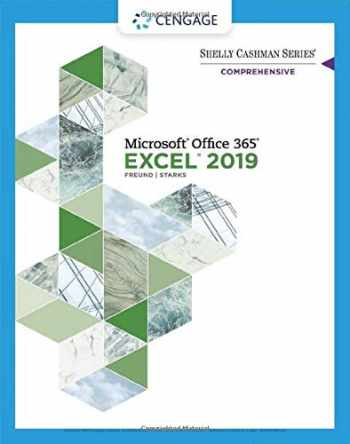 9780357026403-0357026403-Shelly Cashman Series Microsoft Office 365 & Excel 2019 Comprehensive (MindTap Course List)
