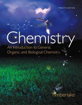 9780321908445-0321908449-Chemistry: An Introduction to General, Organic, and Biological Chemistry (12th Edition) - Standalone book