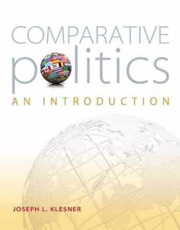 9780073526430-0073526436-Comparative Politics: An Introduction