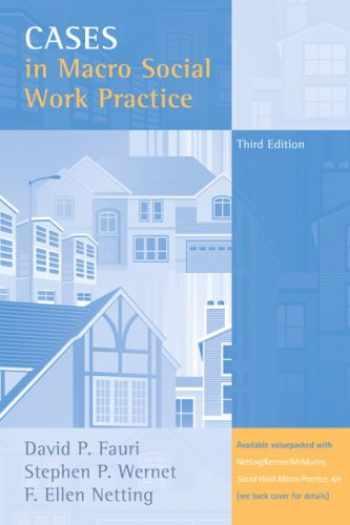 9780205498475-0205498477-Cases in Macro Social Work Practice (3rd Edition)