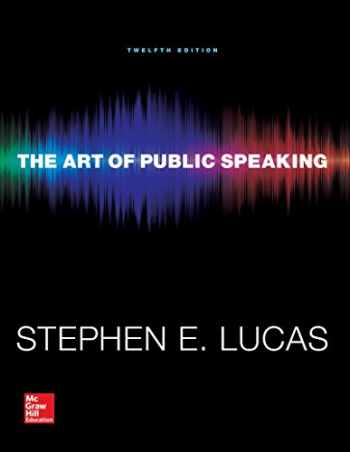9781259545993-1259545997-The Art of Public Speaking with Connect Access Card