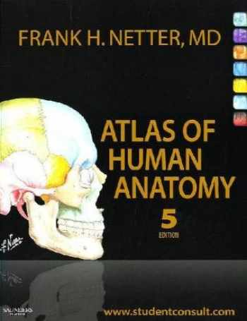 9781416059516-1416059512-Atlas of Human Anatomy: with Student Consult Access, 5e (Netter Basic Science)
