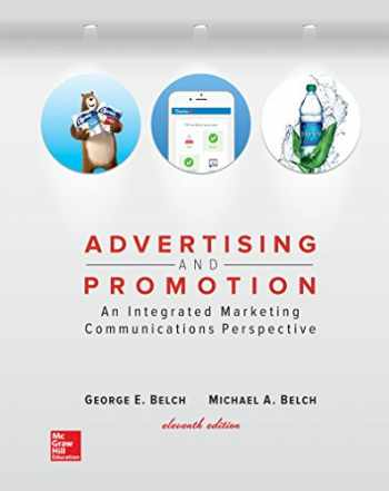 9781259548147-1259548147-Advertising and Promotion: An Integrated Marketing Communications Perspective (Irwin Marketing)