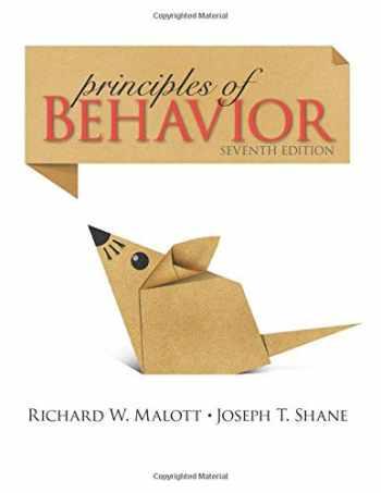 9780205959495-0205959490-Principles of Behavior: Seventh Edition