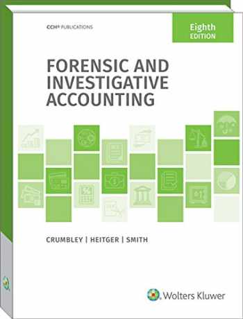 9780808046240-0808046241-Forensic and Investigative Accounting (8th Edition)