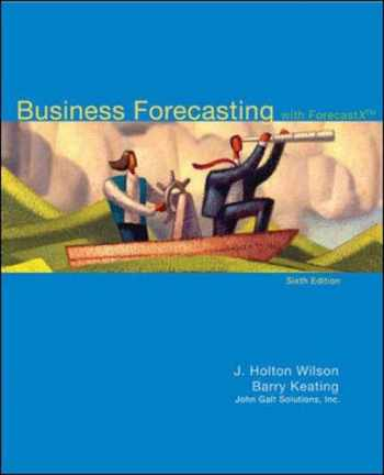 9780077309305-0077309308-Business Forecasting with Student CD