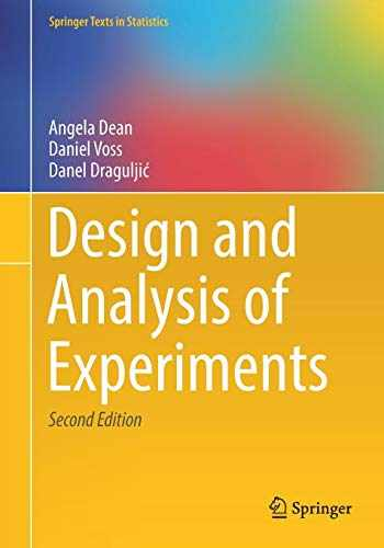 9783319522487-3319522485-Design and Analysis of Experiments (Springer Texts in Statistics)