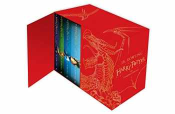 9781408856789-1408856786-Harry Potter Box Set: The Complete Collection