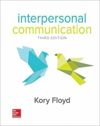 9780073523903-0073523909-Looseleaf for Interpersonal Communication