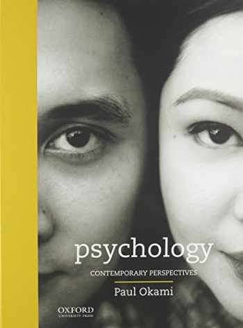 9780199350681-019935068X-Psychology: Contemporary Perspectives (Book Including the Bonus Chapter)