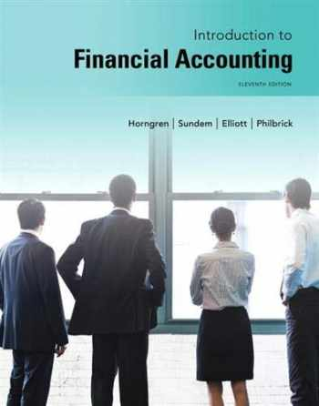 9780133251036-0133251039-Introduction to Financial Accounting (11th Edition)