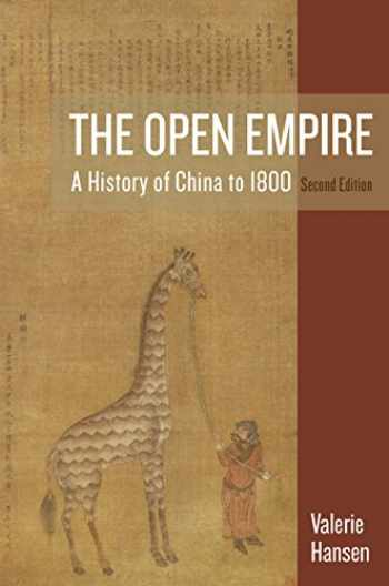9780393938777-0393938778-The Open Empire: A History of China to 1800 (Second Edition)