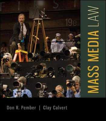 9780077861421-0077861426-Mass Media Law