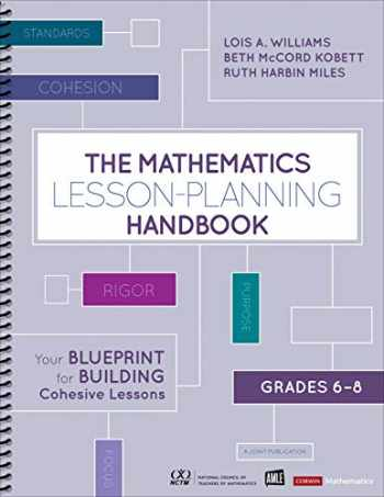 Sell, Buy or Rent The Mathematics Lesson-Planning Handbook