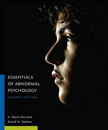 9781305094147-130509414X-Essentials of Abnormal Psychology