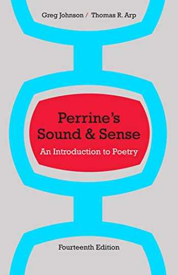 9781133307242-1133307248-Perrine's Sound and Sense: An Introduction to Poetry (Perrine's Sound & Sense: An Introduction to Poetry)