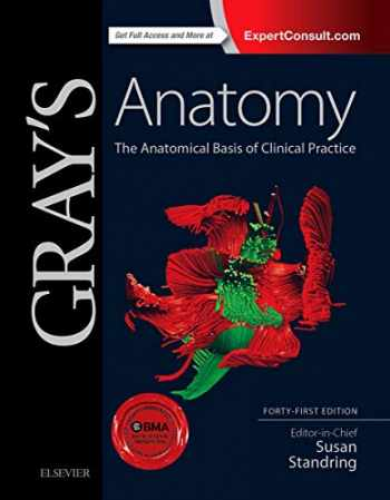 Gray's Anatomy: The Anatomical Basis of Clinical Practice, 41e