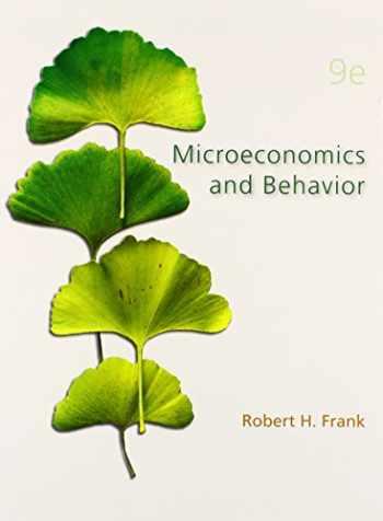9780078021695-0078021693-Microeconomics and Behavior (Mcgraw-hill/Irwin Series in Economics)