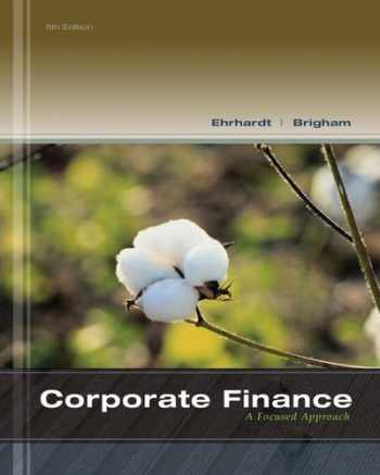 Corporate Finance: A Focused Approach (with Thomson ONE - Business School Edition 6-Month Printed Access Card) (Finance Titles in the Brigham Family)