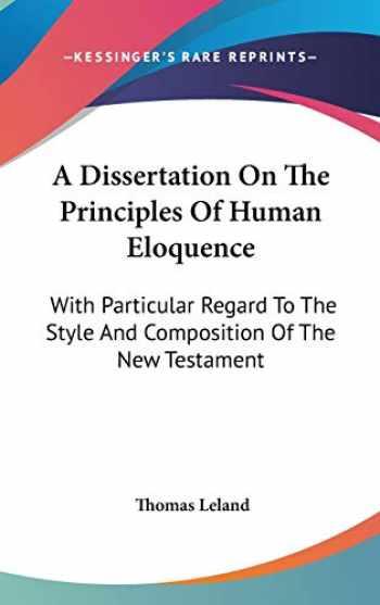 Buying a dissertation a publication