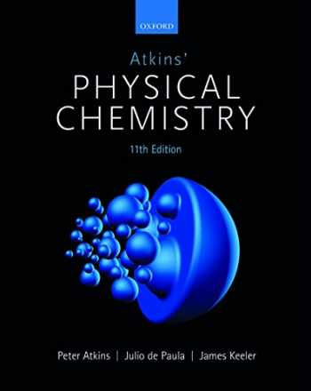 9780198769866-0198769865-Atkins' Physical Chemistry 11e
