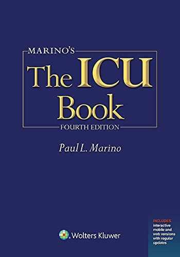9781451121186-1451121180-Marino's The ICU Book: Print + Ebook with Updates (ICU Book (Marino))