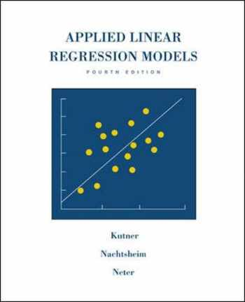 9780073014661-0073014664-Applied Linear Regression Models- 4th Edition with Student CD (McGraw Hill/Irwin Series: Operations and Decision Sciences)