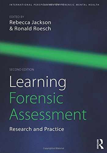 9781138776197-113877619X-Learning Forensic Assessment: Research and Practice (International Perspectives on Forensic Mental Health)
