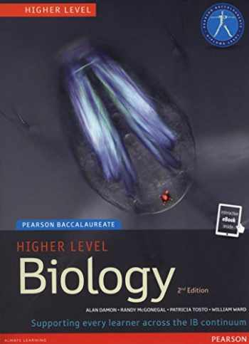 9781447959007-1447959000-Pearson Bacc Bio HL 2e bundle (2nd Edition) (Pearson International Baccalaureate Diploma: International Editions)