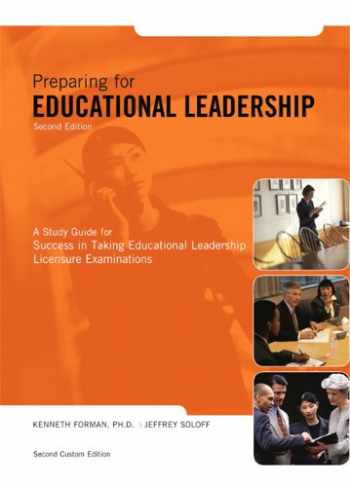 9781269658614-1269658611-Preparing for Educational Leadership (2nd Edition)