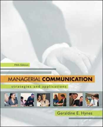 9780073377759-0073377759-Managerial Communication:  Strategies and Applications