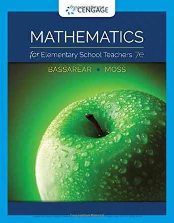 9781337629966-1337629960-Mathematics for Elementary School Teachers