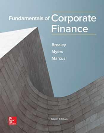 9781259722615-1259722619-Fundamentals of Corporate Finance (Mcgraw-hill/Irwin Series in Finance, Insurance, and Real Estate)