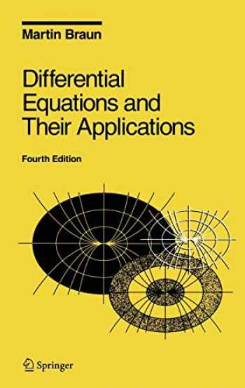 9780387978949-0387978941-Differential Equations and Their Applications: An Introduction to Applied Mathematics (Texts in Applied Mathematics) (v. 11)
