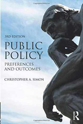 9781138202214-1138202215-Public Policy