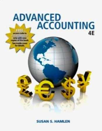 ADVANCED ACCOUNTING-W/ACCESS @  Set: 2 or more items required - read screen@